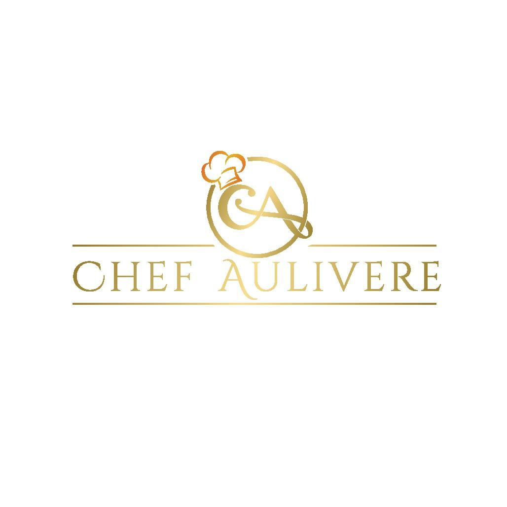 Design an Elegant and Inspiring Logo for Chef Aulivere