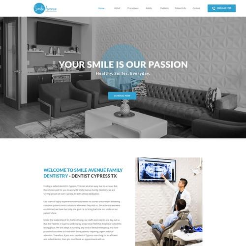 Dental Office concept