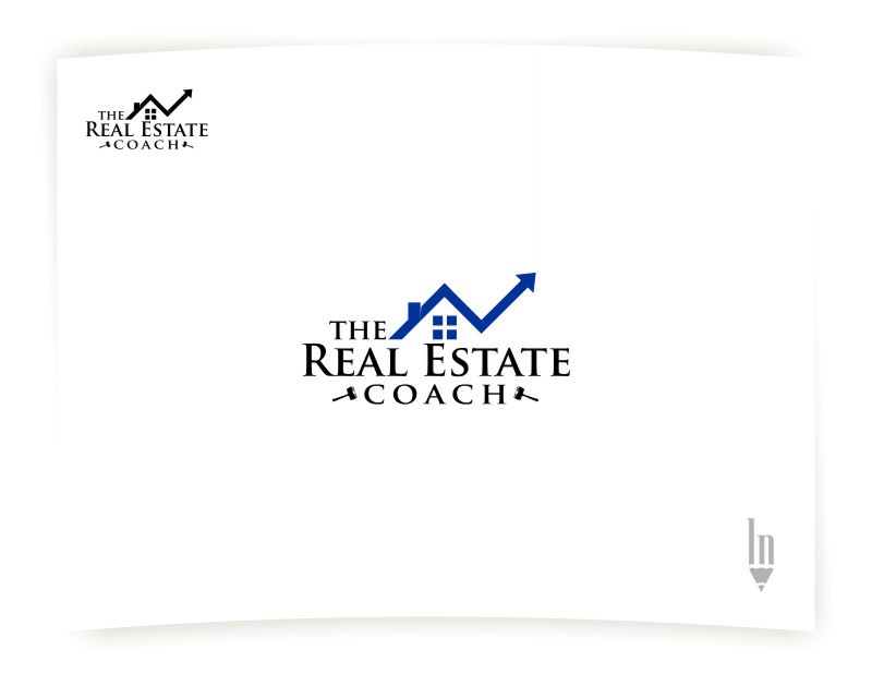 Create the next logo for The Real Estate Coach