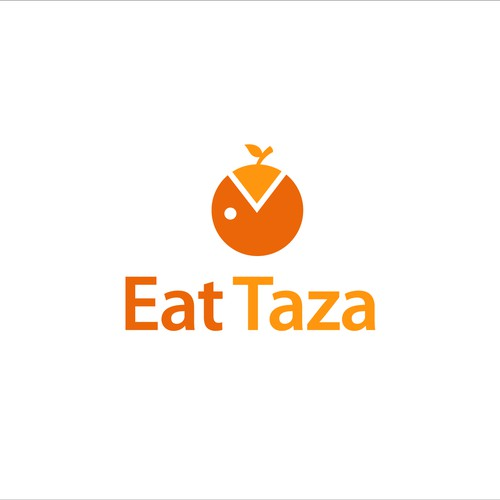 Logo for an online Restaurant delivery service