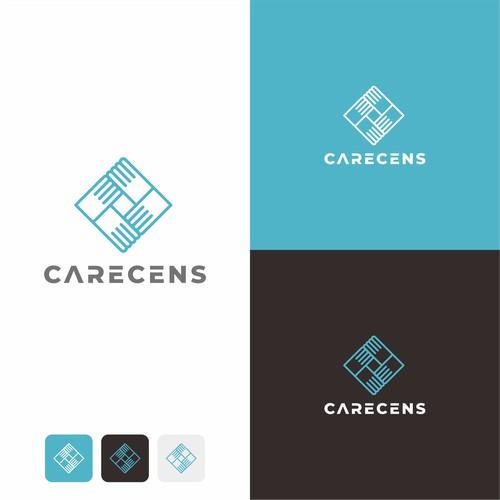 carecens logo concept