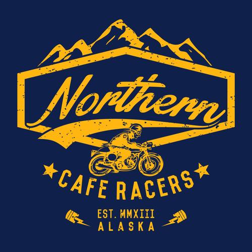 Alaskan Cafe Racer