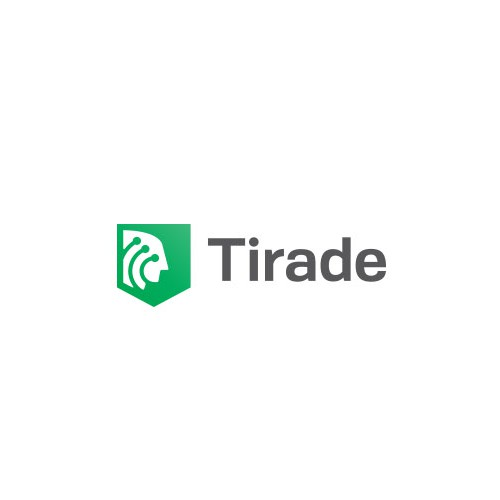 Tirade logo design