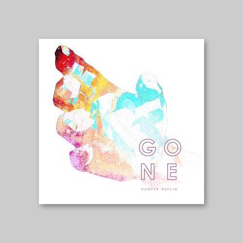 Vibrant album cover