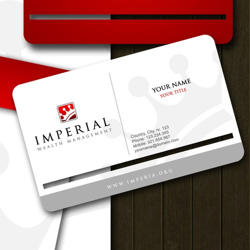 Imperial Wealth Management - logo needed