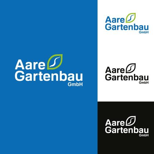 Aare Gartenbau Logo