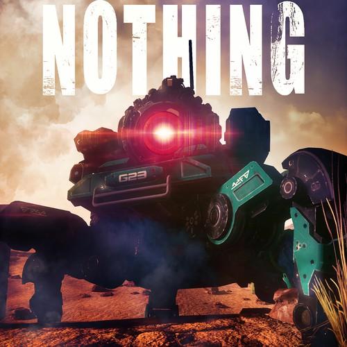 Sci Fi Book Cover