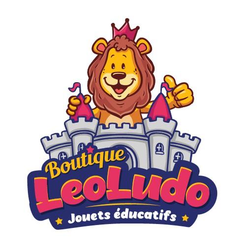 LeoLudo logo