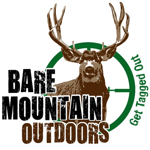 Create a winning logo design for Bare Mountain Outdoors