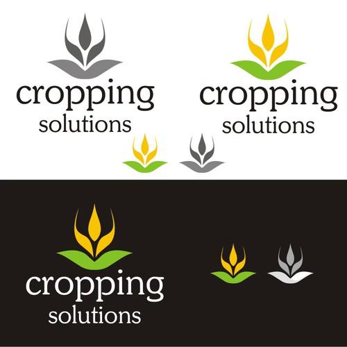 Logo - Cropping Solutions - Guaranteed