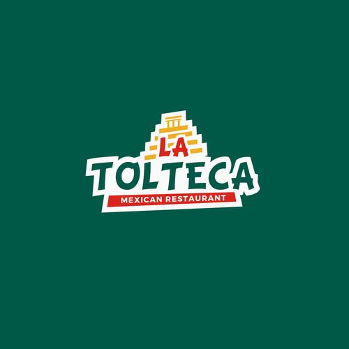 La Tolteca Logo Design