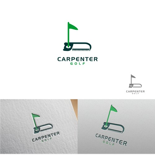 Carpenter Golf logo contest