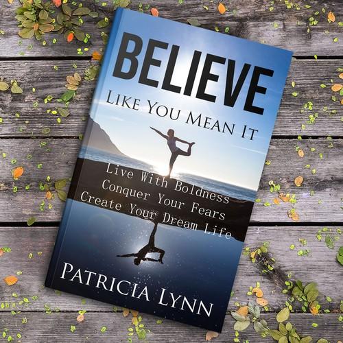 Book Cover design for Patricia Lynn