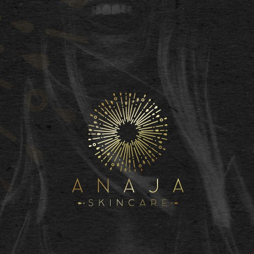 Perfectly tailored logo for Anaja!