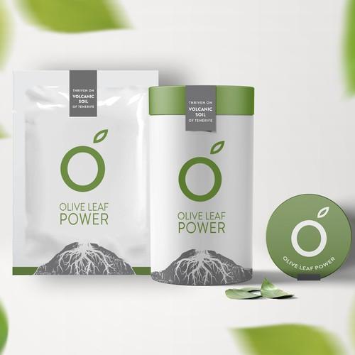 Clean design - Olive & volcanic soil