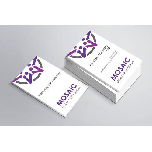 Modern logo & business card
