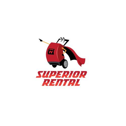 Air Equipment Rental Logo