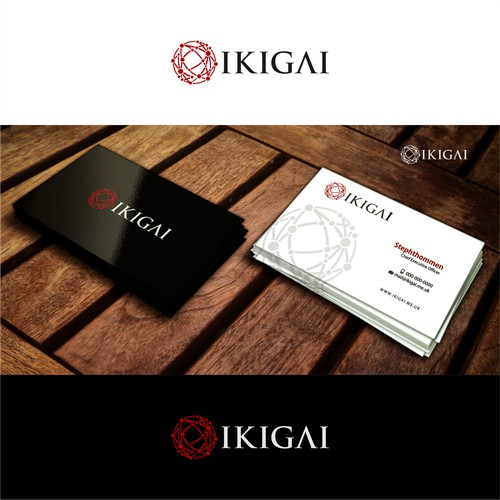 Logo for IKIGAI