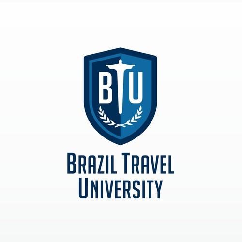 Brazil Travel University logo