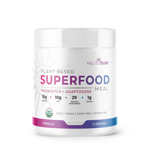 Plant Based Superfood