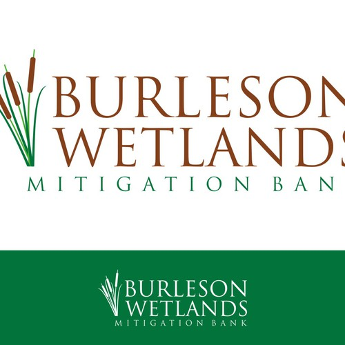 New logo wanted for Burleson Wetlands Mitigation Bank