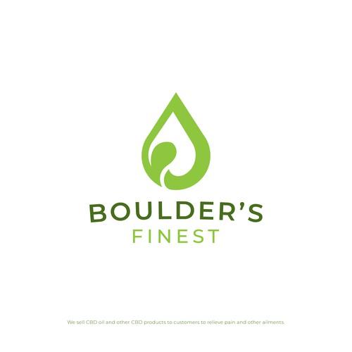Modern logo for Boulder's Finest