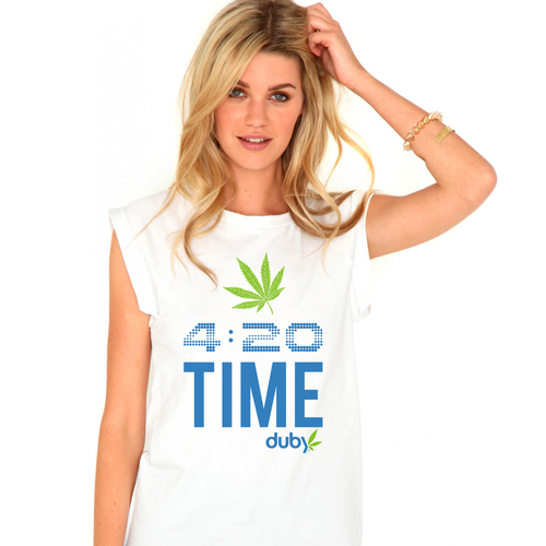 PASS THE DUBY! Marijuana App Shirt Contest