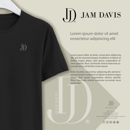 JD logo Design