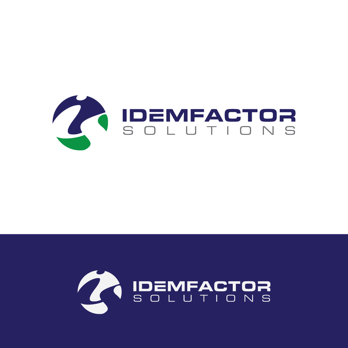 Help Idemfactor Solutions with a new logo
