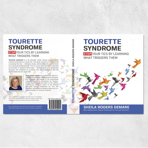 "Book Cover"" Tourette Syndrome"""
