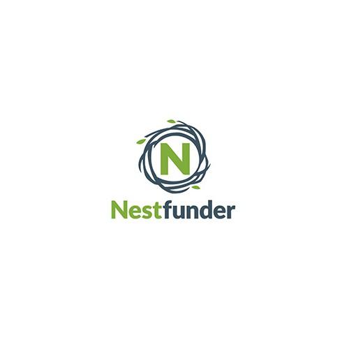 Logo Design for Nestfunder