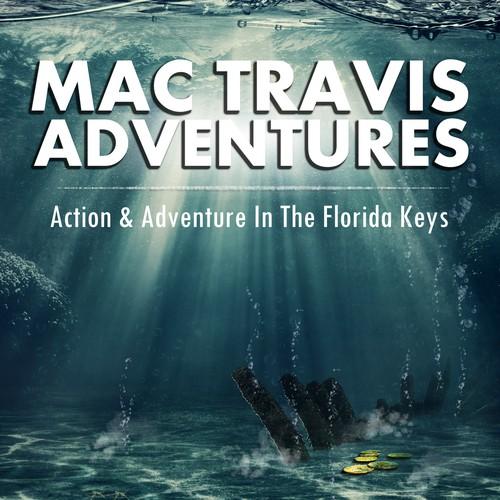 Mac Travis Adventure series cover