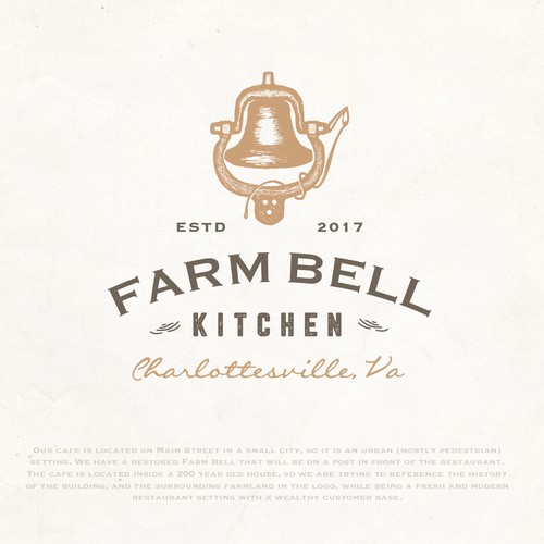 Farm Bell Kitchen Logo