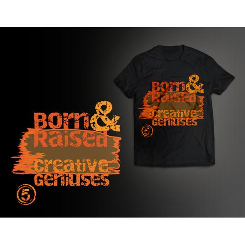T-Shirt for Hip Internet Company
