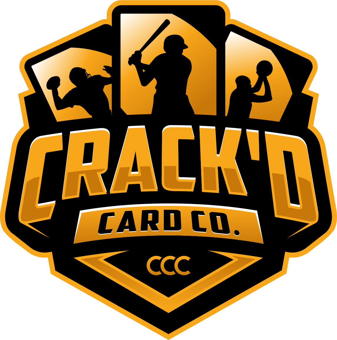 Crack'd Card Co. - Live Sports Card Breaks