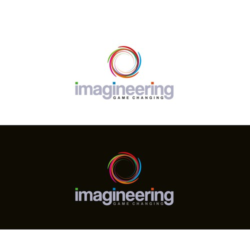 "Create the next logo for ""Imagineering"""