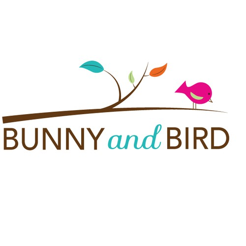 Bunny and Bird needs a new logo