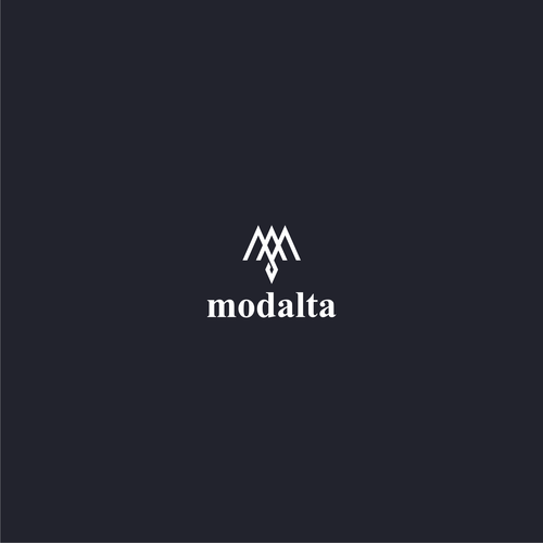 Create a logo for a high-end Italian online fashion retailer