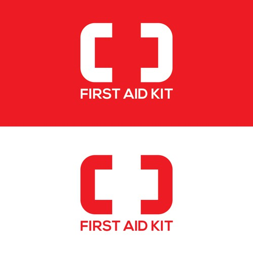 First Aid Kit Logo concept