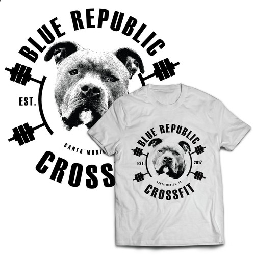 powerful shirt for our CrossFit community