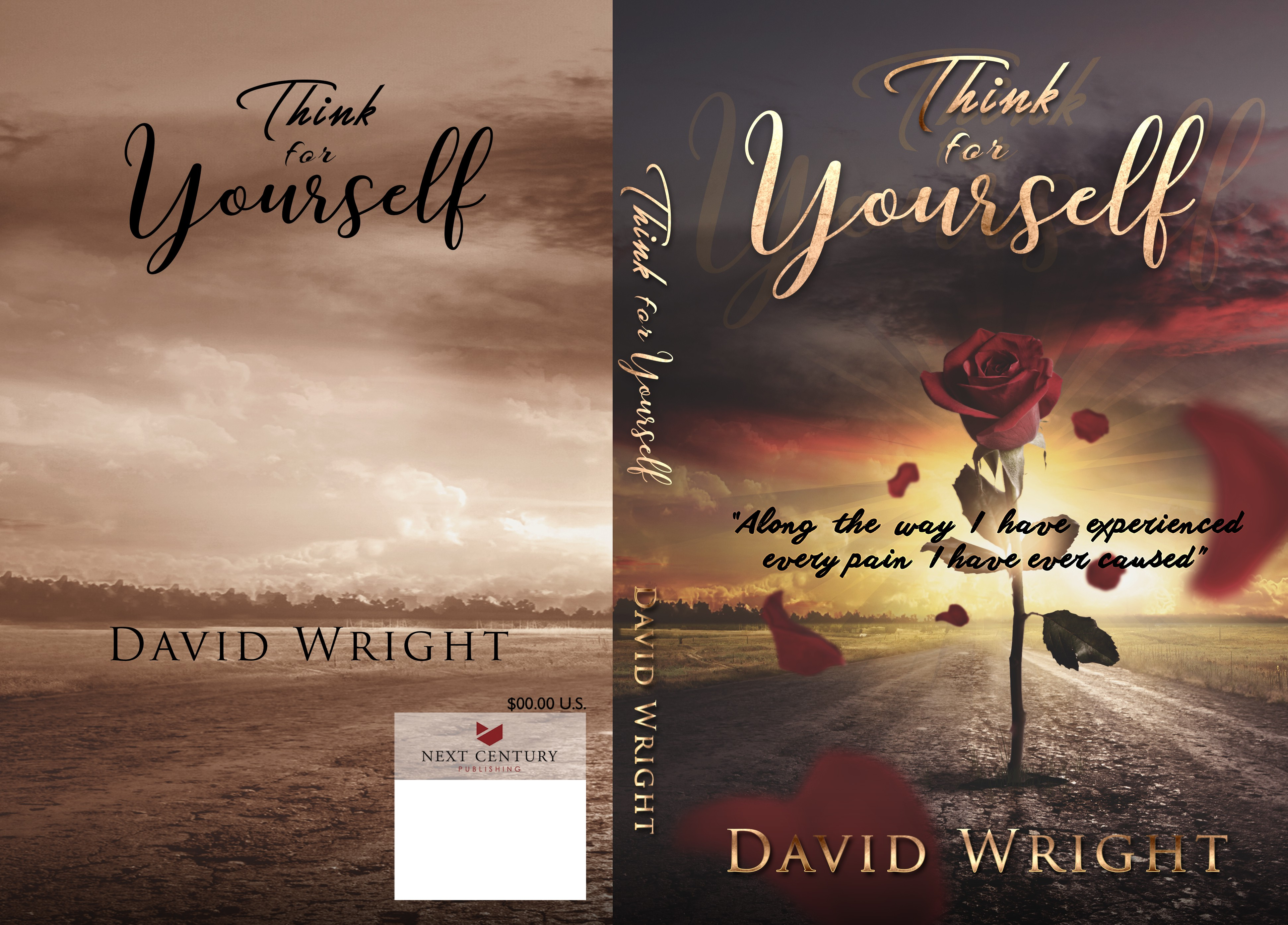 NCP Book Cover - Think For Yourself