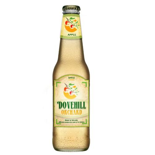 Dovehill Orchard label