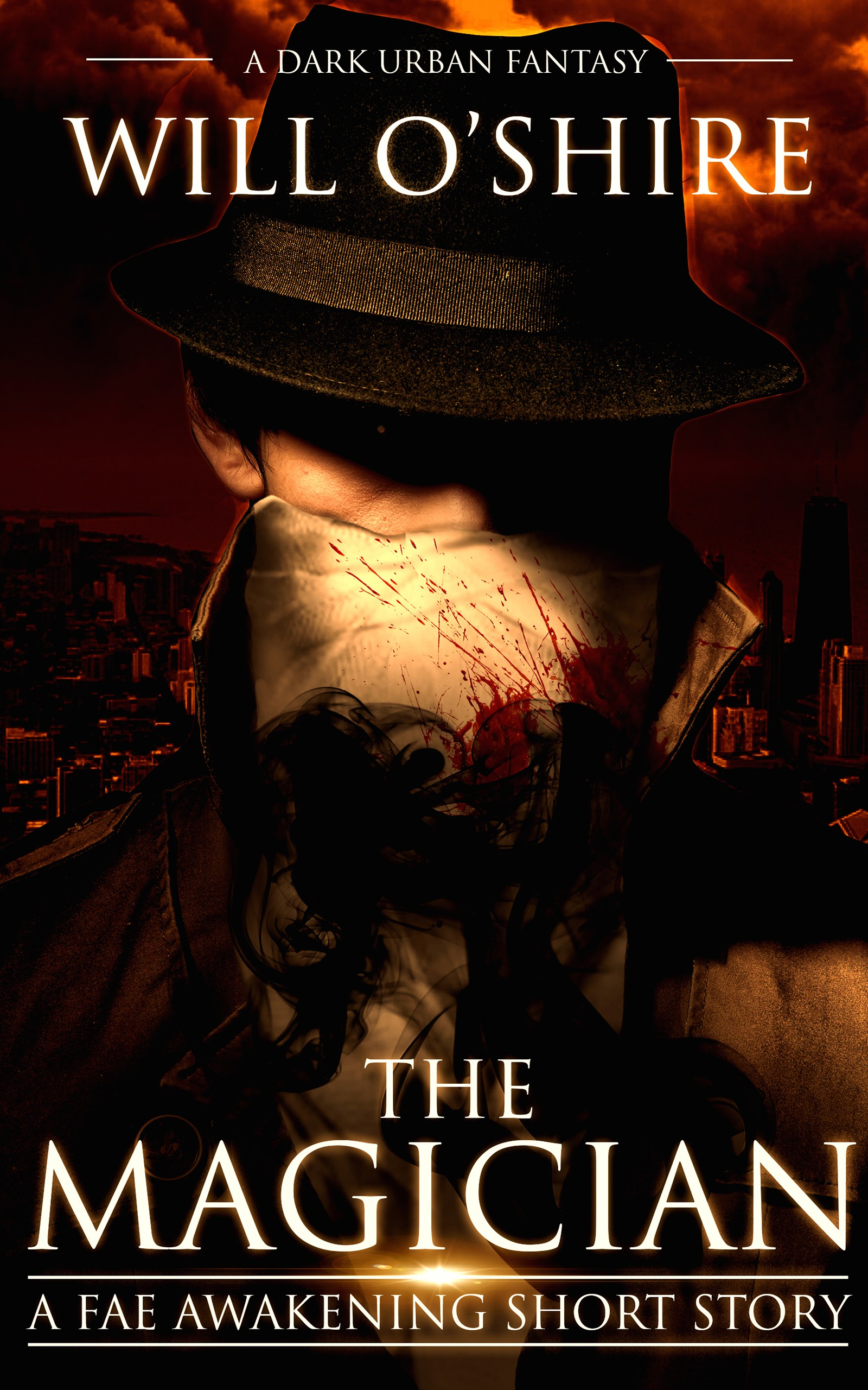 The Magician - Ebook Cover