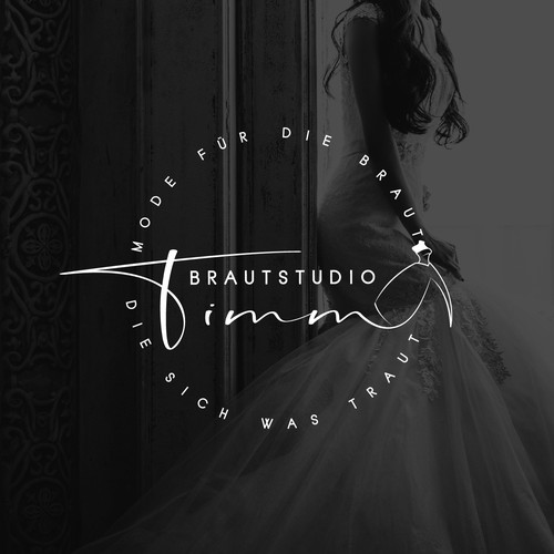 Logo for Brautstudio Timm