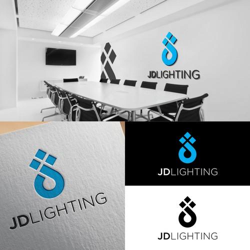 Light Bulb distributor needs a new crisp, clean, modern logo.