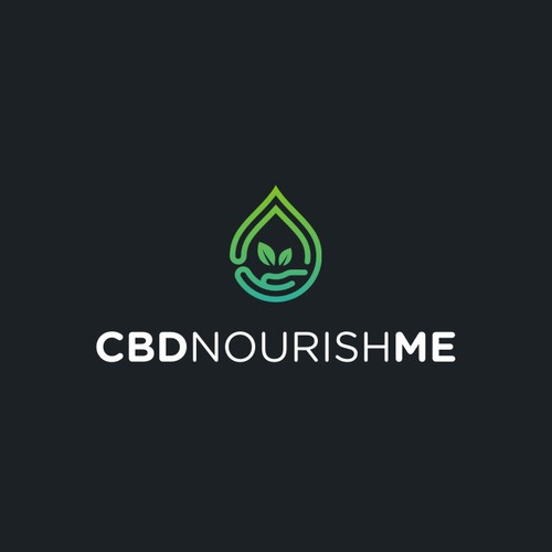 Modern Organic logo for labeling of CBD products