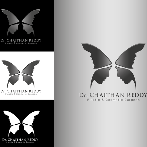 Create the next logo for Dr Chaithan Reddy Plastic & Cosmetic Surgeon