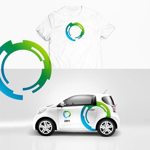 Zen Technologies - Logo Design