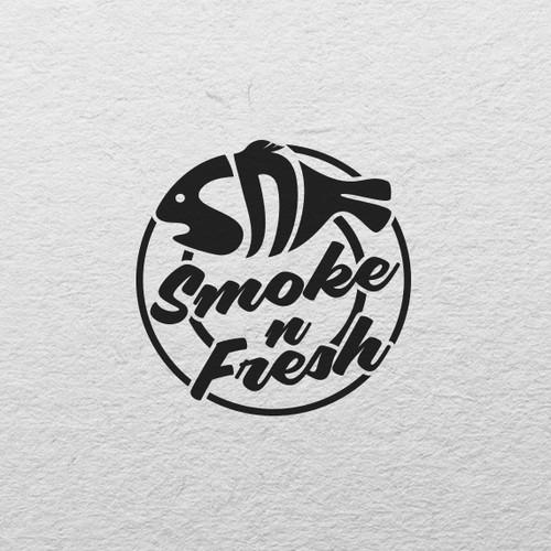 Logo concept for Smoke n Fresh