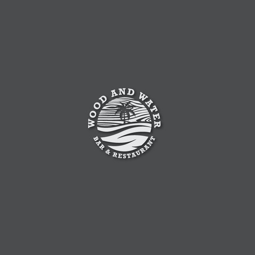 Wood & Water logo